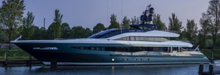 SUPERYACHT IRISHA